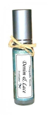 DENIM & LACE  Premium SPRAY Perfume  1/3 by DragonflyMoonLotions, $5.00