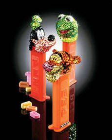 Swarovski Pez Dispensors