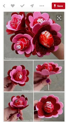 Great idea for student valentine gifts! Quick and simple!