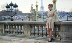 Trenchcoat .. a must have for the season