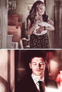 """The Originals """"say mommy"""" """"Caroline"""""""