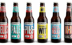 Camden Town Brewery updates packaging of its cans and bottles http://www.foodbev.com/news/camden-town-brewery-updates-packaging-across-can-and-bottle-range/