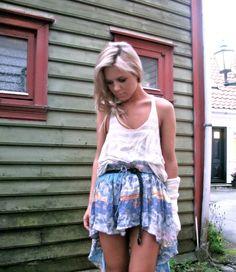 need a skirt like this...