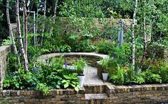 Inside food writer Diana Henry's magical garden - Telegraph