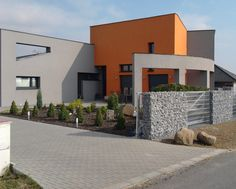 #Design #house #home #style #gabions