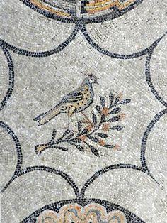 Basilica of Aquileia, Italy, 4th Century AD. Helen Miles Mosaics
