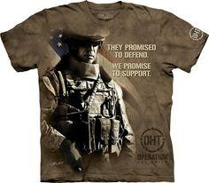 Modern Soldier T-Shirt