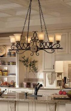 From Pendants to Tracks: 5 Kitchen Lighting Ideas: Grand Kitchen Lighting Ideas