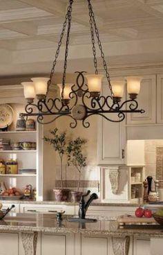 From Pendants to Tracks: 5 Kitchen Lighting Ideas: Grand Kitchen Lighting Ideas