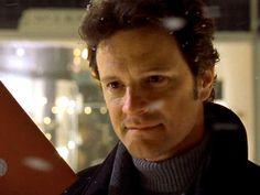 Colin Firth as Mr. Darcy in Bridget Jones' Diary