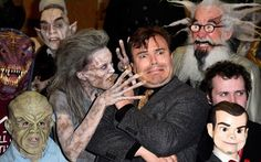 Jack Black at the Sony Pictures Entertainment's Goosebumps panel