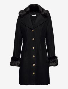 Zoey Coat (Black) (3599.20 kr) - Ida Sjöstedt - | Boozt.com Coat, Outfits, Shopping, Black, Style, Fashion, Swag, Moda, Sewing Coat