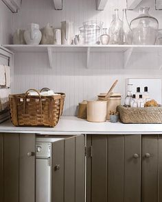 Inspiration: Laundry Rooms - The Inspired Room