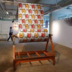 DDW13: A Visit to Vlisco Textiles - Design Milk