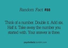 Ha! I tried this on a couple of people and ... OMG! Lol