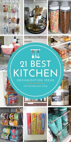 Home Remodel Floors Be inspired to declutter and organize your kitchen with these crafty ideas! Remodel Floors Be inspired to declutter and organize your kitchen with these crafty ideas! Organisation Hacks, Kitchen Organization, Organized Kitchen, Bedroom Organization, Kitchen Organizers, Refrigerator Organization, Pantry Storage, Kitchen Storage, Pantry Rack