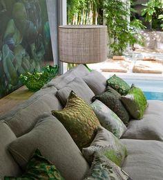 VÍNCULO NATURAL  El verde tiene un vínculo muy fuerte con la naturaleza, por lo…