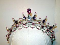 headpiece tiara