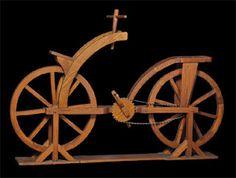 Da Vinci bicicleta