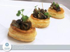 Clase de 4º Cuatrimestre, Cocina del Mundo, Chef Mario Olea y alumnos del ICD