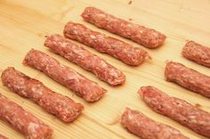 Meat Recipes, Sausage, Grilling, Bbq, Delicious Recipes, Rome, Barbecue, Barrel Smoker, Sausages