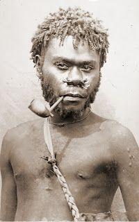 Papua, New Guinea ca 1900. Photographer: A. Keidel, Berlin פפואה גינאה החדשה http://www.papua-by-raz.co.il/