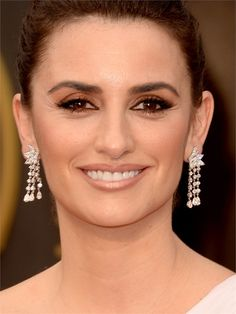 PENELOPE CRUZ CHOPARD earrings