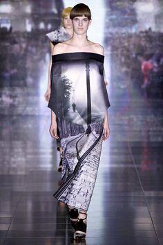 Mary Katrantzou Ready-to-Wear A/W 2013