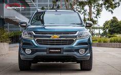 Chevrolet Trailblazer 2017 - 2018 (Đầu xe)