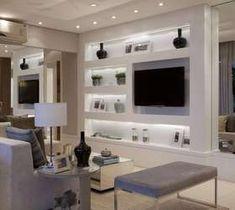 ...e a sala de TV Foto: Marco Antonio/Barbara e Purchio Interior Design/ Divulgação