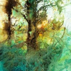 Ann Blockley/Sunglow in the Greenwood Tree