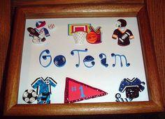 Paper Quilling 9X11 Go Team! | Flickr: Intercambio de fotos