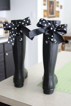 Bayan yağmur çizmesi modelleri