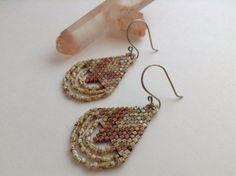 Boucles d'oreilles perles. Les boucles d'oreilles de par SoulLovin
