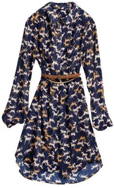 H& M horsey dress