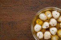 Marinated Mozzarella Appetizers