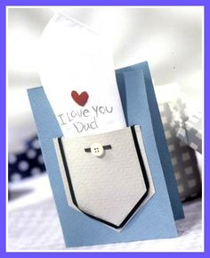 Amazing Collection Of fathers Day Quotes Pictures Poems Slogans And Pictures Share with one And All Wish Your father A Very Happy Fathers Day Fathers Day Quotes, Fathers Day Crafts, Happy Fathers Day, Cool Cards, Diy Cards, Handmade Cards, Handmade Gifts, Tarjetas Diy, Back To School Gifts For Teachers