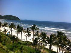 NOW... Bertioga, Brasil...