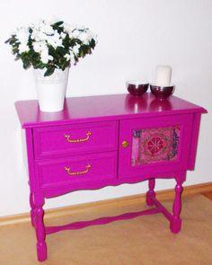 DIY - berry dresser  http://www.sousou-design.de/?p=264