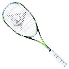 Dunlop Aerogel 4D Elite Squash Racket