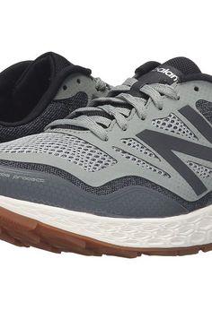 New Balance Fresh Foam Gobi (Green/Grey) Men's Shoes - New Balance, Fresh Foam Gobi, MTGOBIBO-952, Footwear Athletic General, Athletic, Athletic, Footwear, Shoes, Gift, - Fashion Ideas To Inspire