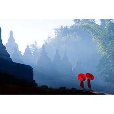 Myanmar.. I'm dying to revisit and go to Mrauk U
