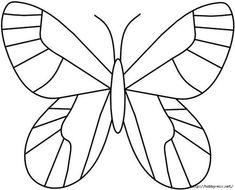 Butterfly Outline Printable Printable Stained Glass Butterfly Coloring Page Printable Butterfly Templates Online Butterfly Mosaic, Butterfly Quilt, Butterfly Template, Glass Butterfly, Butterfly Pattern, Printable Butterfly, Butterfly Outline, Crown Template, Butterfly Mobile