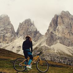 #dolomites #mountains #mtb #landscape #outdoor