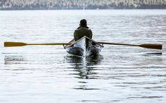 Imagining early morning and evening rows in one of these beauties. Who knew they existed until now?