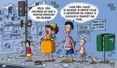 Papo Político: Charge do dia...