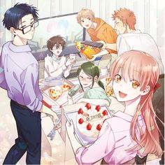 On Wednesday the ninth compiled book volume ofFujita'sWotakoi: Love is Hard for Otaku revealed that a limited edition of the manga's 10th volume will bundle the manga's second original anime disc in 2021, the episode story will center on Naoya and Kō. Fujita also drew a new illustration to celebrate the series on hitting 10 […] The post Wotakoi: Love is Hard for Otaku Gets New Anime Episode appeared first on Anime Corner. Otaku Anime, Manga Anime, Koi, Manga News, Live Action Film, Manga List, Anime Episodes, Romance, Online Anime