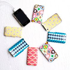 Jonathan Adler designed iPhone cases. As Apartment Therapy pointed out, it's probably the only Adler piece most of us could afford at $20