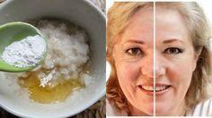 RECETA JAPONESA para QUITARTE HASTA 10 AÑOS 3 cucharadas de arroz 1 cucharada de leche 1 cucharada de miel 1 taza de agua Lo que tienes que hacer Tomar las 3 cucharadas de arroz y hervirla en 1 taza de agua a fuego medio. Retirar del fuego después de 4 a 5 minutos y colar la mezcla. Añadir 1 cucharada de leche caliente sobre el arroz hervido junto con 1 cucharada de miel. Mezclar bien y aplicar la mascarilla sobre la cara Dejar la mascarilla actuar durante