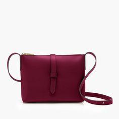 J.Crew Gift Guide: women's Parker crossbody bag.